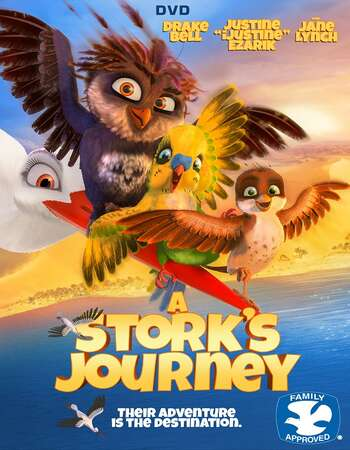 A Stork's Journey (2017) Dual Audio Hindi 720p BluRay 950MB ESubs Full Movie Download