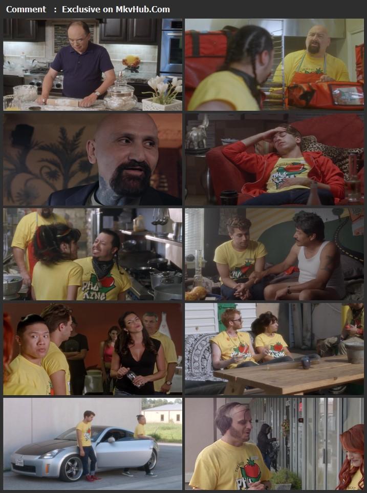 The Pizza Joint 2021 English 720p WEB-DL 800MB Download