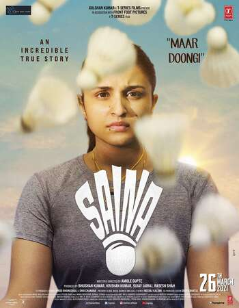 Saina 2021 Hindi 1080p WEB-DL 2.1GB ESubs