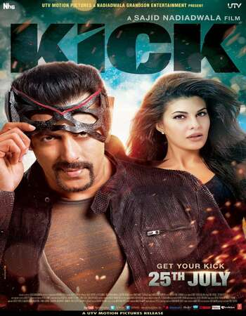 Kick (2014) Hindi 720p WEB-DL x264 1.3GB Full Movie Download