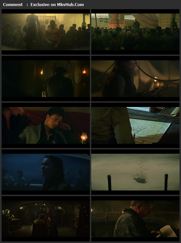 Shadow and Bone S01 COMPLETE 720p WEB-DL x264 2GB MSubs Download