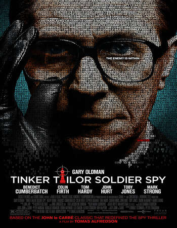 Tinker Tailor Soldier Spy 2011 English 720p BluRay 1.1GB Download