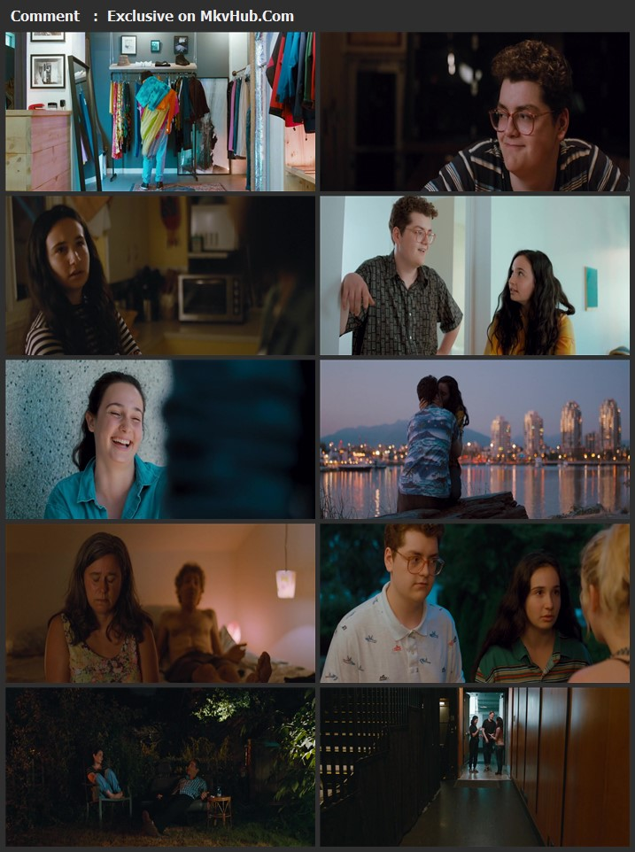 Andie The Great 2021 English 720p WEB-DL 650MB Download