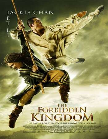 The Forbidden Kingdom 2008 Dual Audio [Hindi-English] 720p BluRay 1GB ESubs