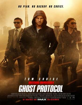 Mission: Impossible - Ghost Protocol 2011 English 720p BluRay 1.1GB Download