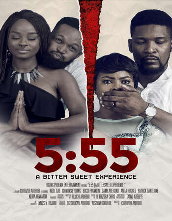 555 Five Fifty Five 2021 English 720p WEB-DL 1.1GB Download