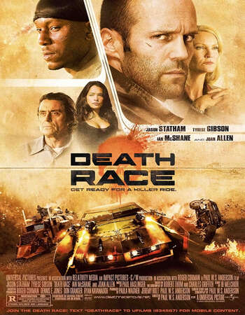 Death Race 2008 Dual Audio [Hindi-English] 720p BluRay 950MB ESubs