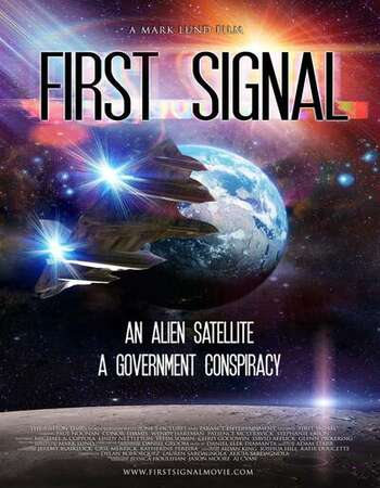 First Signal 2021 English 720p WEB-DL 800MB Download
