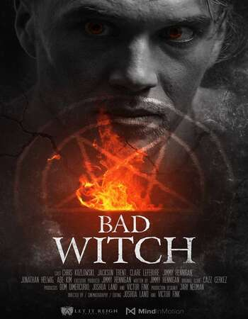 Bad Witch 2021 English 720p WEB-DL 700MB Download