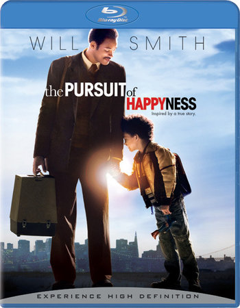The Pursuit of Happyness (2006) Dual Audio Hindi 720p BluRay x264 800MB Full Movie Download