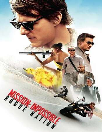 Mission: Impossible Rogue Nation 2015 English 720p HEVC BluRay 1GB ESubs