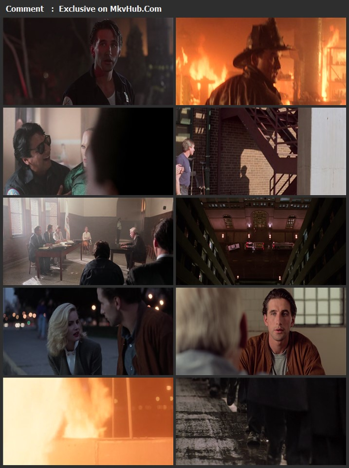 Backdraft 1991 English 720p HEVC BluRay 1GB Download
