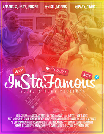 Insta Famous 2021 English 720p WEB-DL 900MB Download