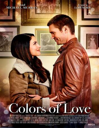 Colors of Love 2021 English 720p WEB-DL 800MB Download
