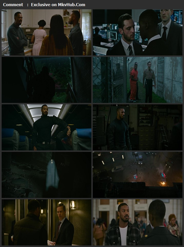 Tom Clancy's Without Remorse 2021 English 720p WEB-DL 950MB Download