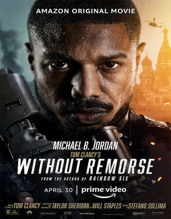 Tom Clancy's Without Remorse 2021 English 1080p WEB-DL 1.8GB MSubs