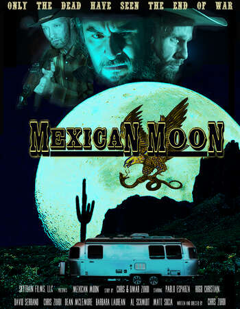 Mexican Moon 2021 English 720p WEB-DL 900MB Download