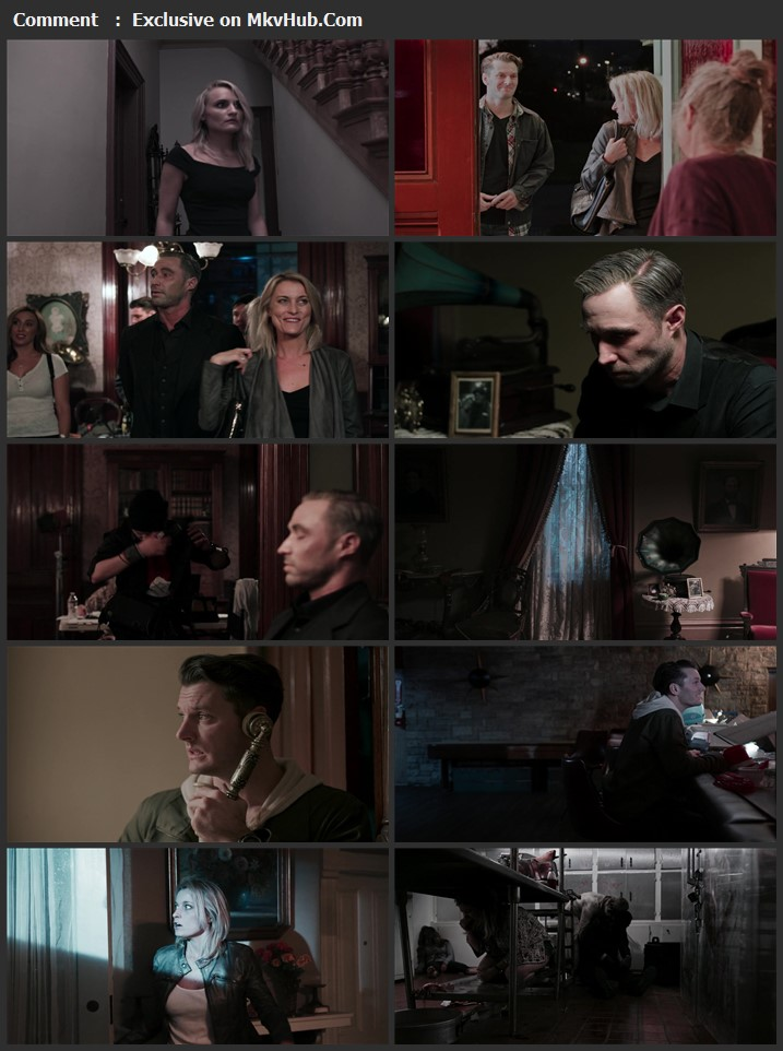 The Amityville Harvest 2020 English 720p WEB-DL 800MB Download