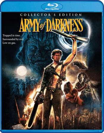 Army of Darkness (1992) Dual Audio Hindi 720p BluRay x264 950MB Full Movie Download