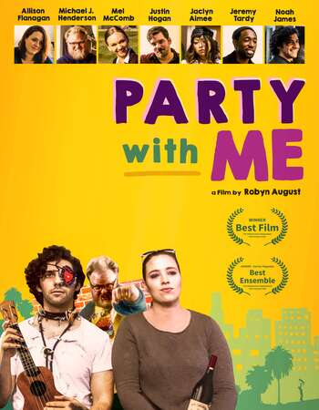 Party with Me 2021 English 720p WEB-DL 850MB ESubs