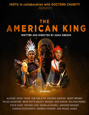 The American King 2020 English 720p WEB-DL 700MB Download