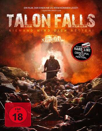 Talon Falls 2017 Dual Audio [Hindi-English] 720p BluRay 1GB ESubs