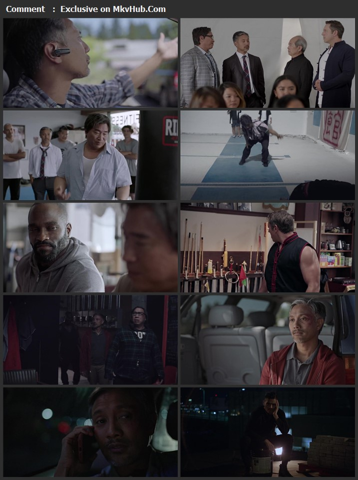 The Paper Tigers 2021 English 720p WEB-DL 1GB Download