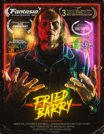 Fried Barry 2021 English 720p WEB-DL 800MB Download