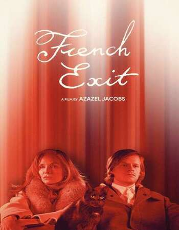 French Exit 2021 English 1080p WEB-DL 1.9GB ESubs