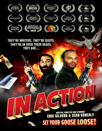 In Action 2020 English 720p WEB-DL 800MB Download