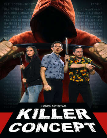 Killer Concept 2021 English 720p WEB-DL 700MB ESubs
