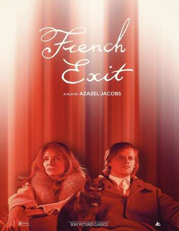French Exit (2021) English 720p WEB-DL x264 950MB ESubs Full Movie Download