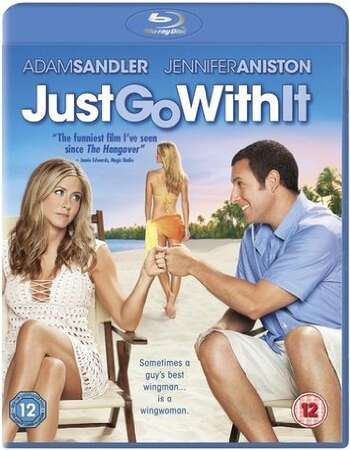 Just Go with It (2011) Dual Audio Hindi 720p BluRay x264 1.1GB Full Movie Download