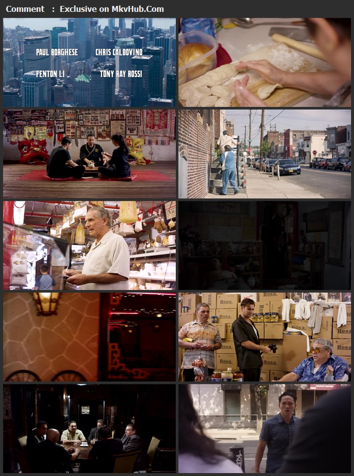 Made in Chinatown 2021 English 720p WEB-DL 550MB Download