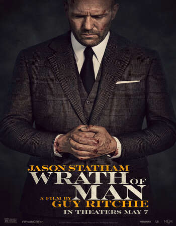Wrath of Man 2021 English 720p HDCAM 1GB Download