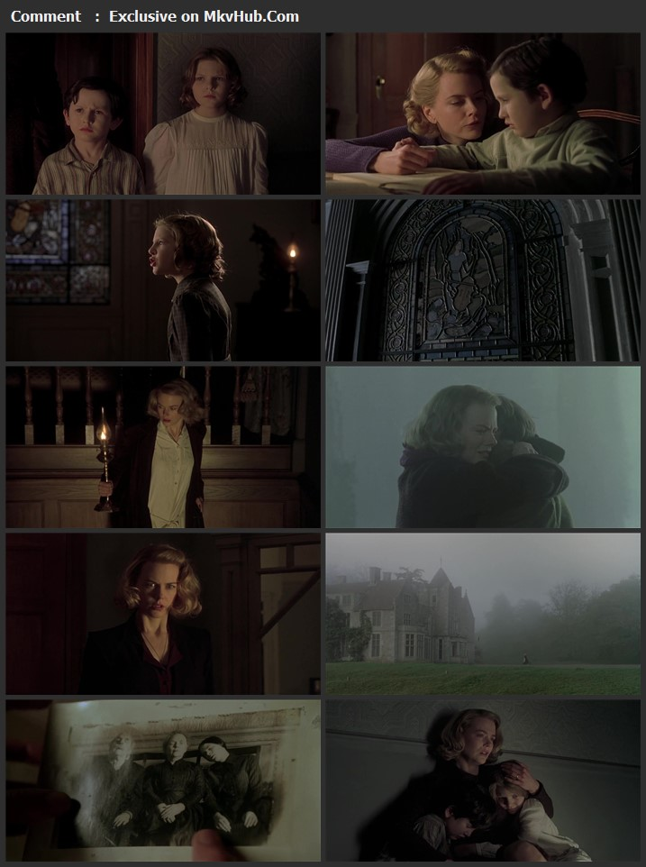 The Others 2001 English 720p BluRay 900MB Download