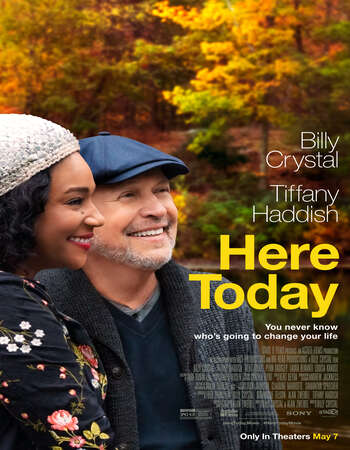 Here Today 2021 English 720p HDCAM 1GB Download