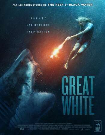 Great White 2021 English 720p WEB-DL 800MB ESubs