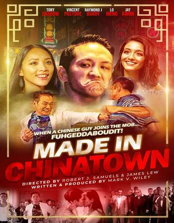 Made in Chinatown 2021 English 720p WEB-DL 550MB ESubs