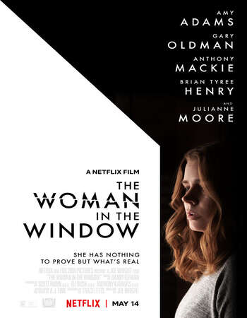 The Woman in the Window (2021) Dual Audio Hindi 720p WEB-DL ESubs Full Movie Download