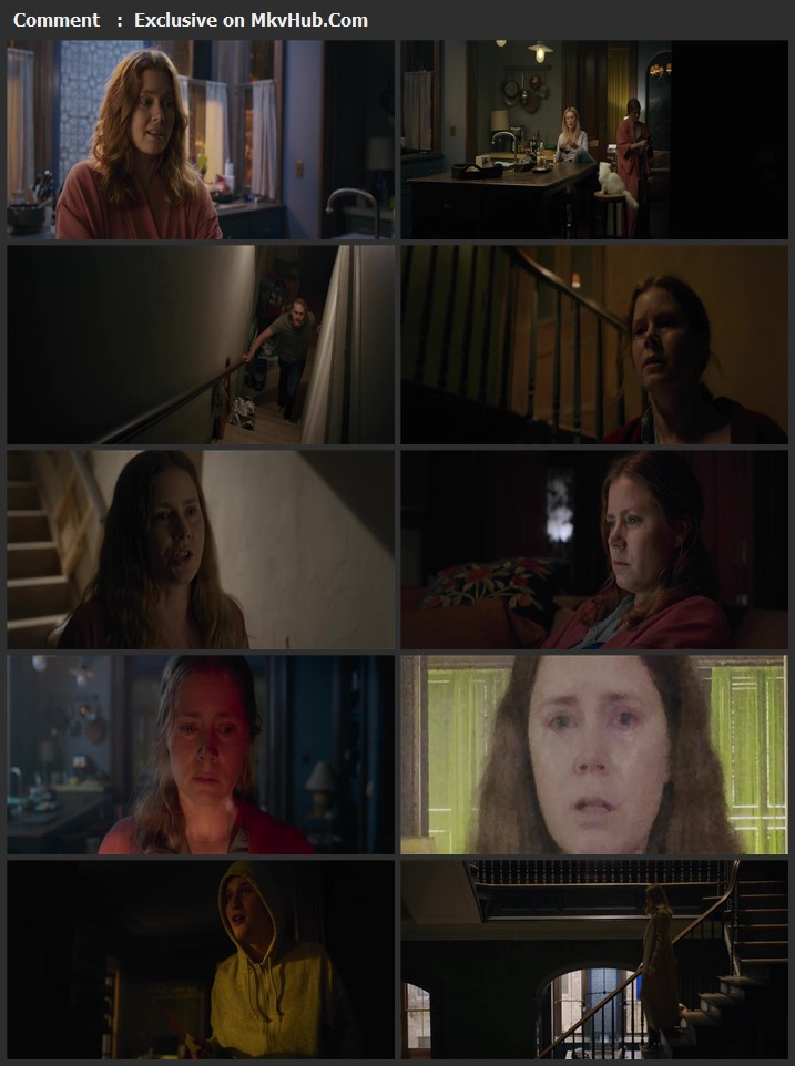 The Woman in the Window 2021 English 1080p WEB-DL 1.7GB Download