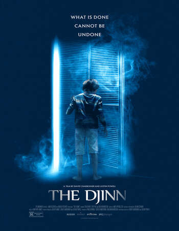 The Djinn 2021 English 720p WEB-DL 700MB With Bangla Subtitle