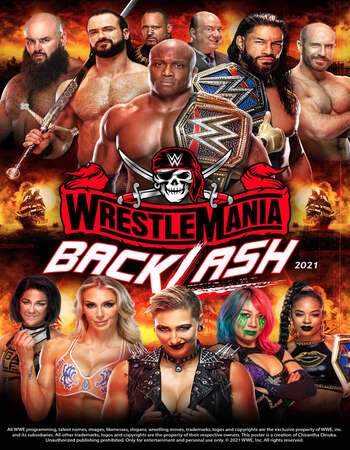 WWE WrestleMania Backlash 2021 PPV 720p WEBRip 1.5GB