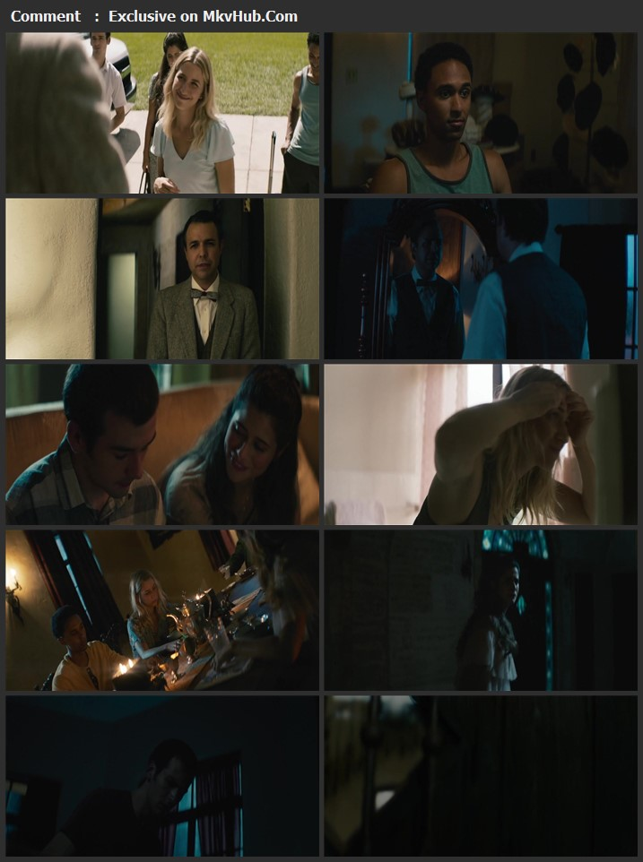 The Mad Hatter 2021 English 720p WEB-DL 800MB Download