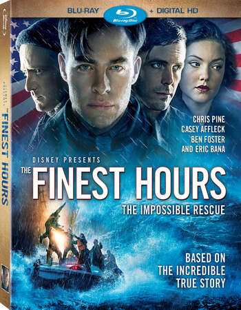 The Finest Hours (2016) Dual Audio Hindi 720p BluRay x264 1GB Full Movie Download