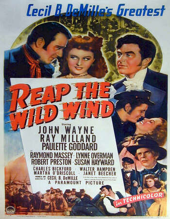Reap the Wild Wind 1942 English 720p WEB-DL 800MB Download