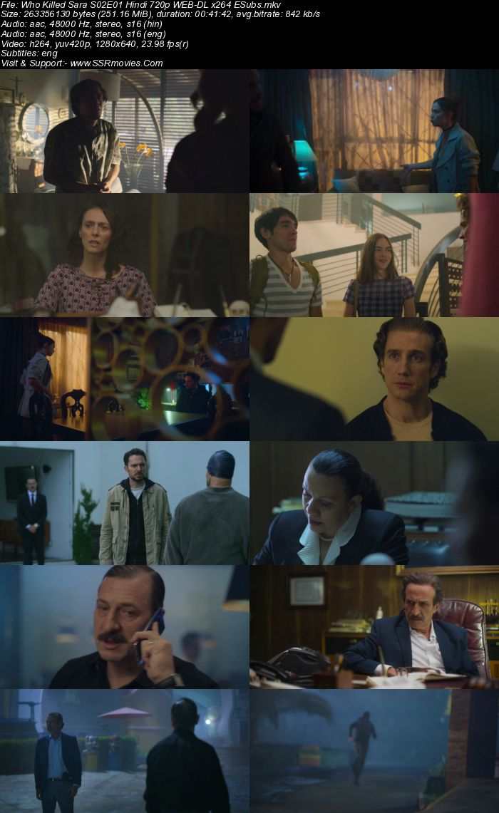 Who Killed Sara? (2021) S02 Complete Dual Audio Hindi 720p WEB-DL ESubs Download