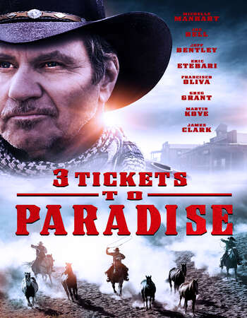 3 Tickets to Paradise 2021 English 720p WEB-DL 800MB Download