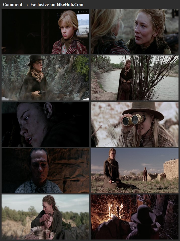 The Missing 2003 English 720p BluRay [HEVC] 1GB Download