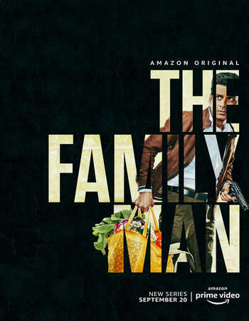 The Family Man (2019) S01 Complete Hindi 720p 480p WEB-DL 2.5GB ESubs Download